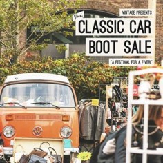 Classic Car Boot Sale