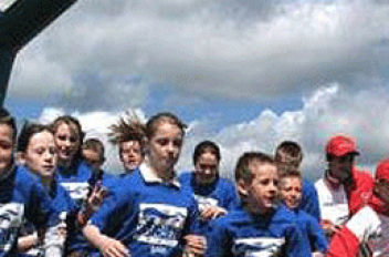 Special Olympics Great Britain Torch Relays and Sports Events
